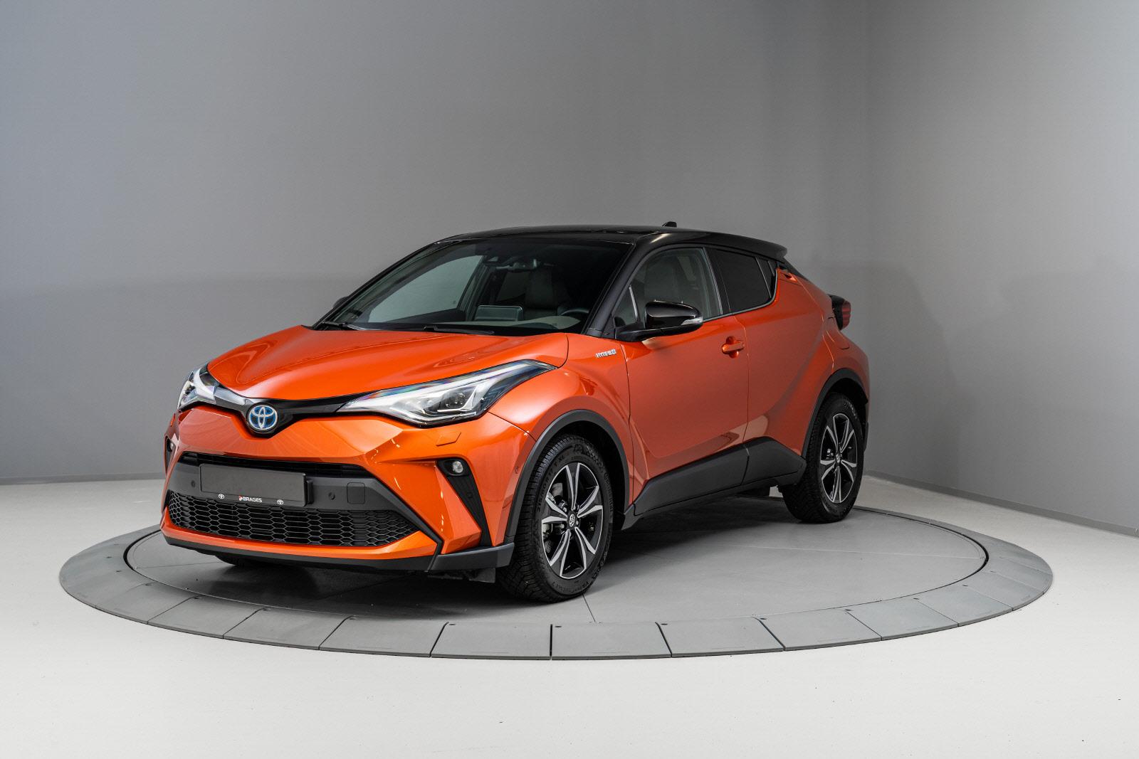 2020 Toyota C-HR 2,0i Hybrid Orange